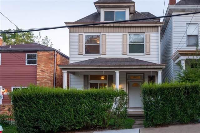 25 Dunlap Street, Observatory Hill, PA 15214 (MLS #1417869) :: REMAX Advanced, REALTORS®