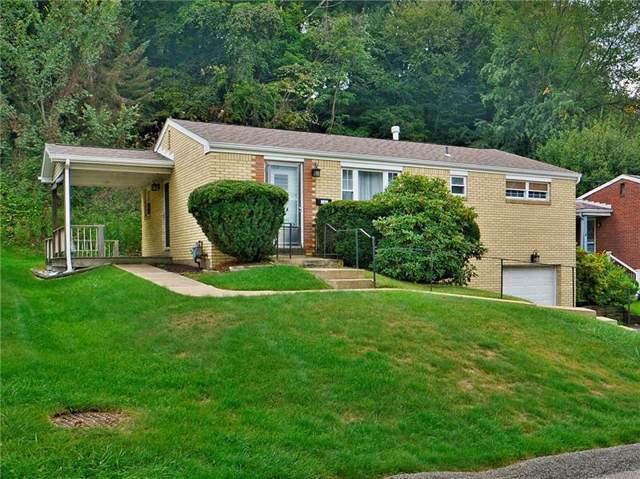 233 Northmont Drive, Penn Hills, PA 15147 (MLS #1417904) :: Broadview Realty