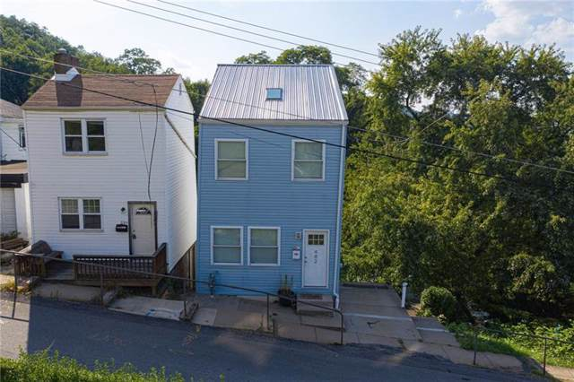 482 Sterling St, South Side, PA 15203 (MLS #1417968) :: Broadview Realty