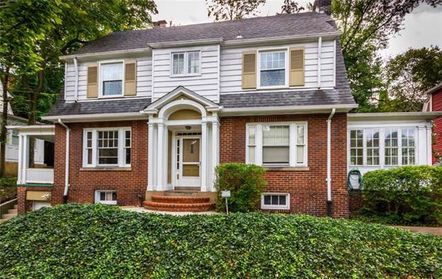 5256 Forbes Avenue, Squirrel Hill, PA 15217 (MLS #1418036) :: The SAYHAY Team