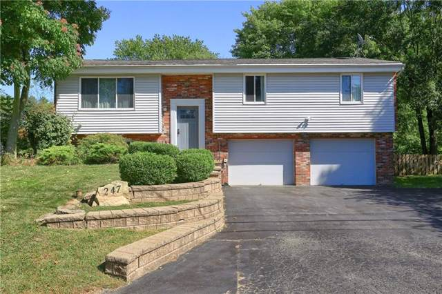 247 Greenwood Drive, Cranberry Twp, PA 16066 (MLS #1418073) :: Broadview Realty