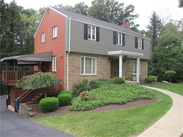 3460 Ridgewood Drive, Churchill Boro, PA 15235 (MLS #1418171) :: Dave Tumpa Team