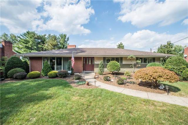 160 Warwick Dr, Upper St. Clair, PA 15241 (MLS #1418202) :: Broadview Realty