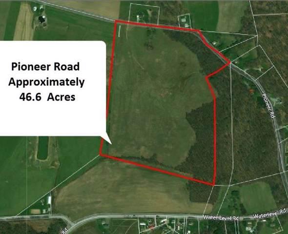 0 Pioneer Road, Milford Twp, PA 15557 (MLS #1418232) :: Broadview Realty