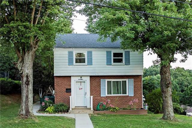 17 Ocenas Ave, Ross Twp, PA 15212 (MLS #1418354) :: Broadview Realty