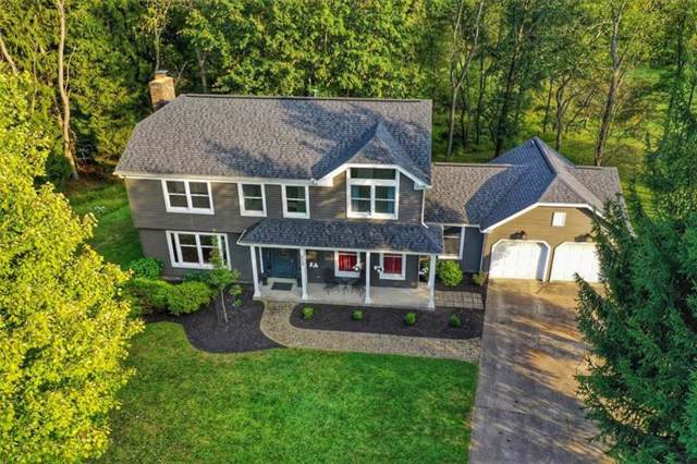 313 Woodmont Dr, Cranberry Twp, PA 16066 (MLS #1418475) :: Broadview Realty