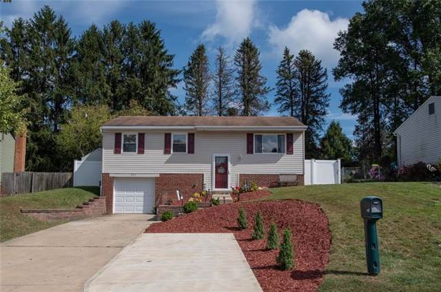 447 Alpine Village Drive, Monroeville, PA 15146 (MLS #1418523) :: Broadview Realty