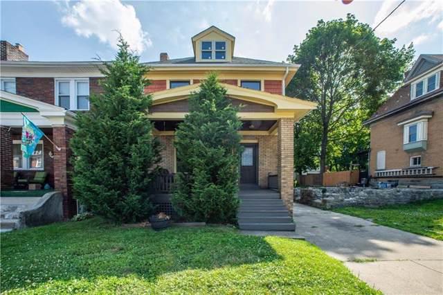 1135 Peermont, Dormont, PA 15216 (MLS #1418531) :: Broadview Realty
