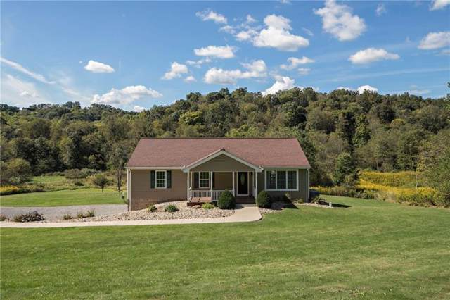 321 Fassinger Rd, Connoquenessing Twp, PA 16033 (MLS #1418604) :: Broadview Realty
