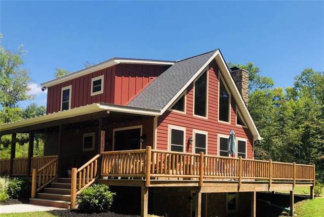 673 Kissell Springs Rd, Ligonier Twp, PA 15658 (MLS #1418673) :: Broadview Realty