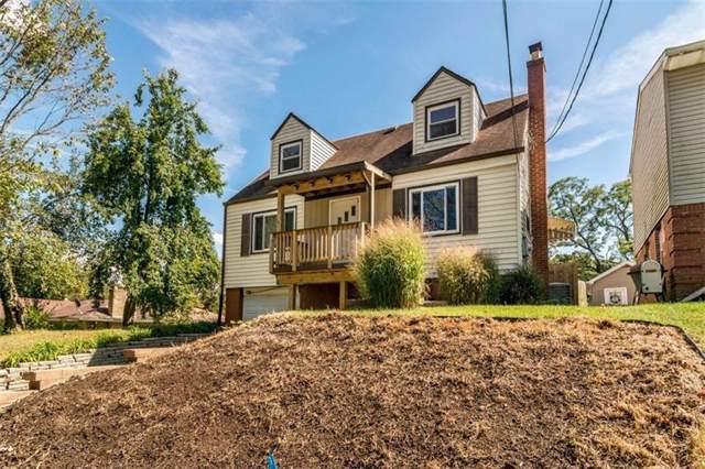 1380 Terrace Street, Bridgeville, PA 15017 (MLS #1418686) :: REMAX Advanced, REALTORS®