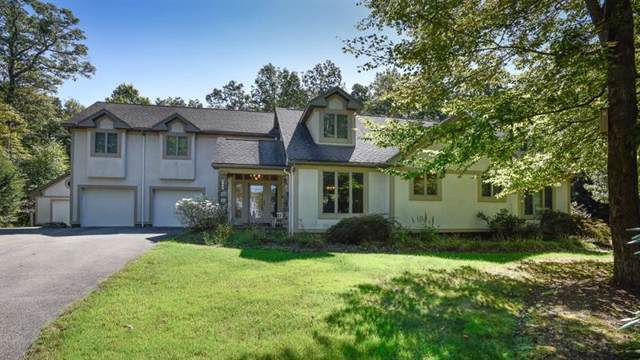 128 Country Club Court, Donegal - Wml, PA 15646 (MLS #1418803) :: Broadview Realty