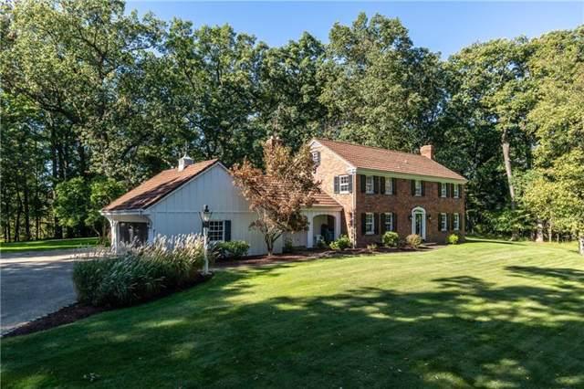 52 Oak Knoll Dr, Sewickley Heights, PA 15143 (MLS #1418943) :: Broadview Realty