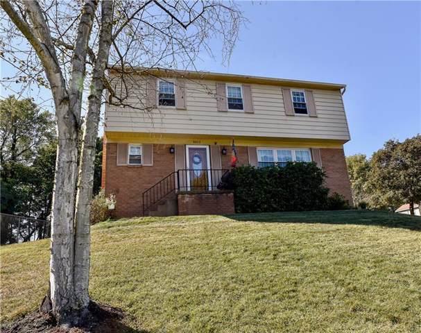 8612 E Barkhurst Drive, Mccandless, PA 15237 (MLS #1418973) :: Broadview Realty