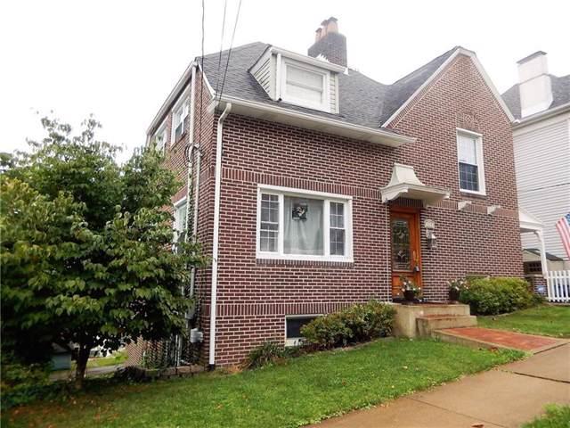 319 Walnut Avenue, City Of Greensburg, PA 15601 (MLS #1419173) :: Broadview Realty