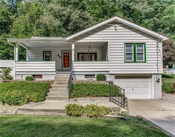 864 Bocktown Road, Moon/Crescent Twp, PA 15046 (MLS #1419224) :: Dave Tumpa Team