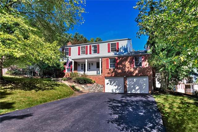 1889 Fairhill Rd, Mccandless, PA 15101 (MLS #1419359) :: Dave Tumpa Team