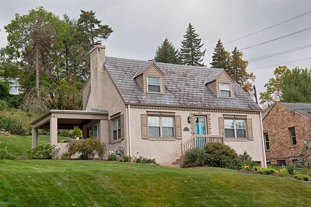 1086 Lakemont Drive, Mt. Lebanon, PA 15243 (MLS #1419607) :: Broadview Realty