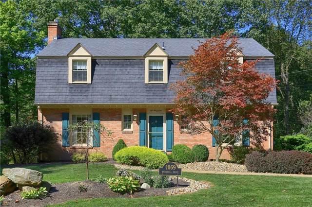 1069 Woodhill Drive, Richland, PA 15044 (MLS #1419952) :: Broadview Realty