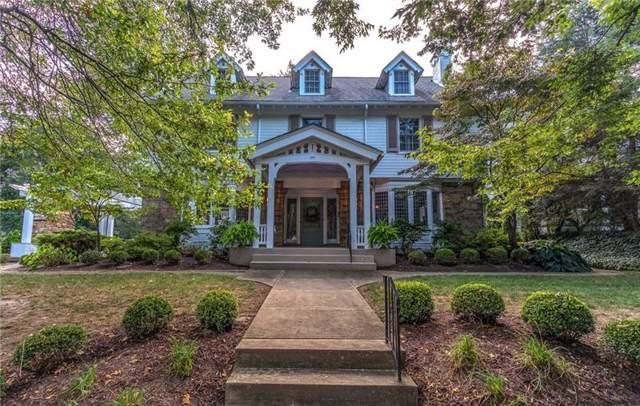 256 Thorn Street, Sewickley, PA 15143 (MLS #1420221) :: Broadview Realty