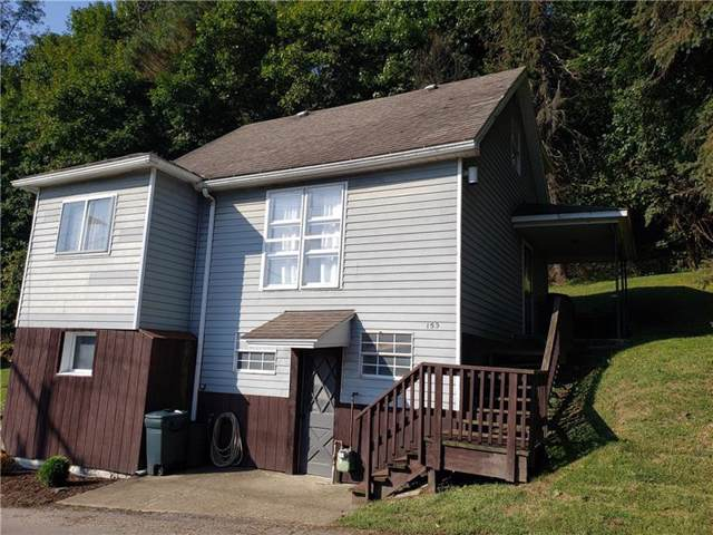 153 Old Pike Rd, Freeport Boro, PA 16229 (MLS #1420573) :: Dave Tumpa Team