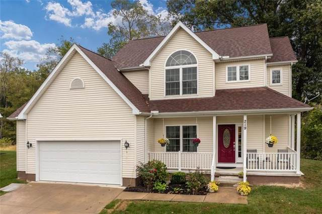 219 Lochinver Dr, Moon/Crescent Twp, PA 15108 (MLS #1421574) :: Broadview Realty