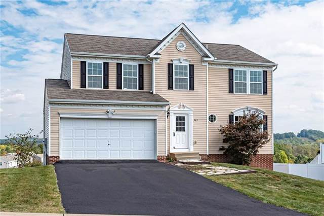 303 Compass Court, North Fayette, PA 15057 (MLS #1421822) :: REMAX Advanced, REALTORS®