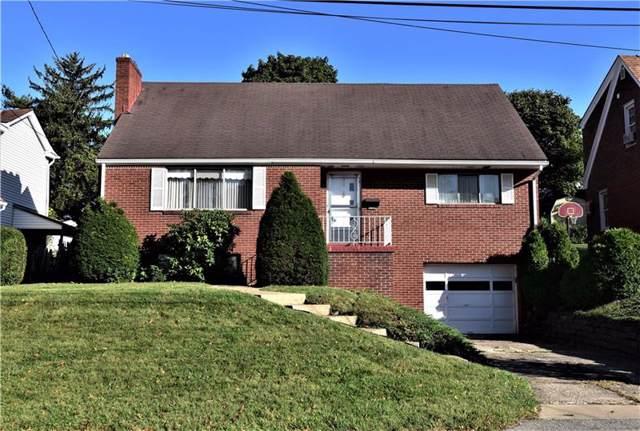 4619 Plaport Street, Lincoln Place, PA 15207 (MLS #1421900) :: REMAX Advanced, REALTORS®
