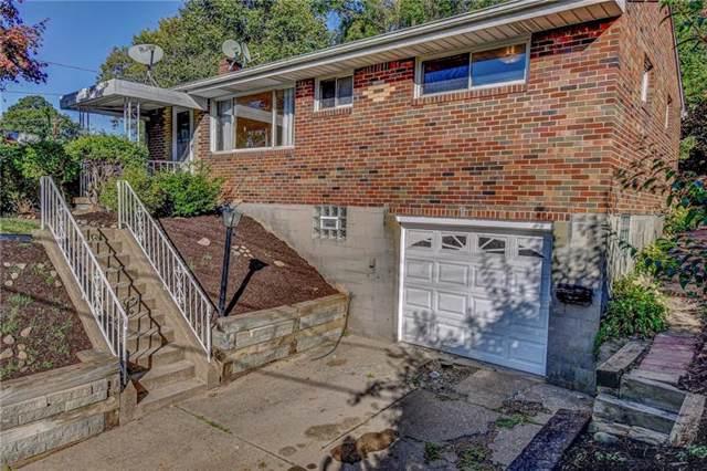 103 Keefer Drive, Penn Hills, PA 15235 (MLS #1421909) :: Broadview Realty