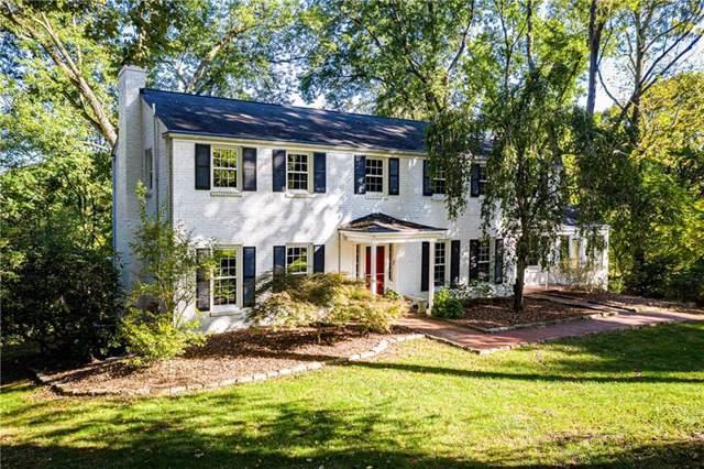 120 Marvelwood Place, Fox Chapel, PA 15215 (MLS #1422282) :: Broadview Realty