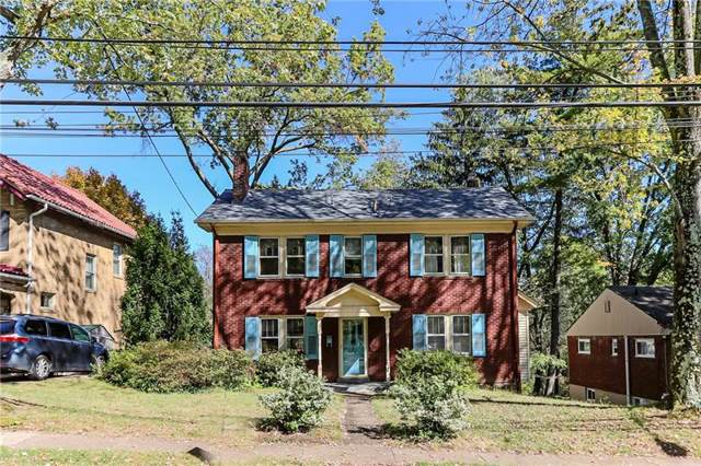 331 Orchard Dr, Mt. Lebanon, PA 15228 (MLS #1422431) :: Broadview Realty
