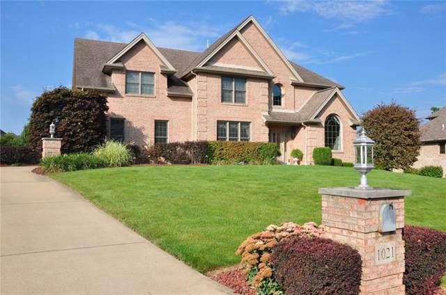 1021 Oak Ridge Rd, Cecil, PA 15317 (MLS #1422603) :: Dave Tumpa Team