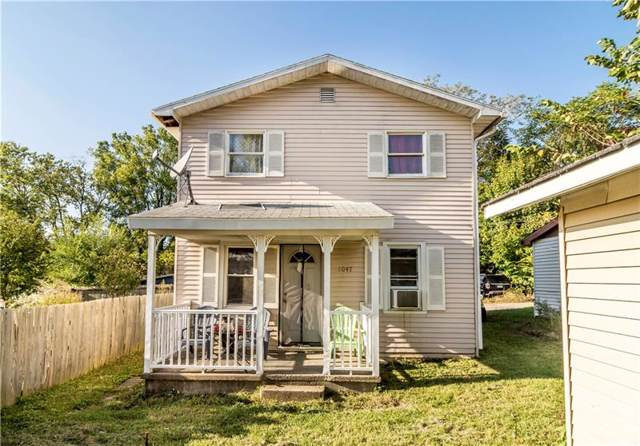 1047 Fayette St, Canton Twp, PA 15301 (MLS #1422796) :: RE/MAX Real Estate Solutions