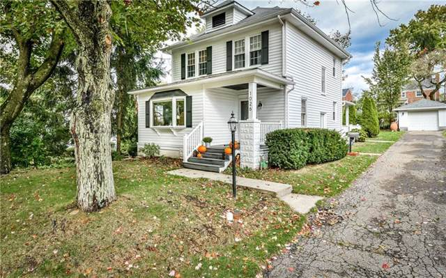 1026 Homer Avenue, Ross Twp, PA 15237 (MLS #1422983) :: Broadview Realty