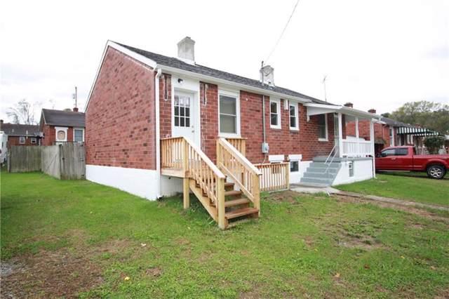 126 A Street, Clarksville, PA 15322 (MLS #1423040) :: Broadview Realty