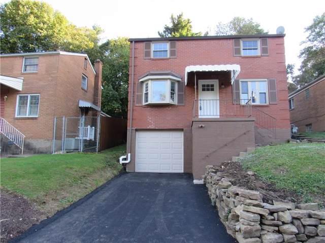 310 Sprucewood St, Carrick, PA 15210 (MLS #1423074) :: REMAX Advanced, REALTORS®