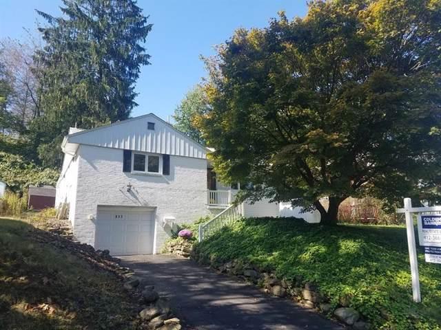 817 Jefferson Drive, Ross Twp, PA 15229 (MLS #1423108) :: Broadview Realty