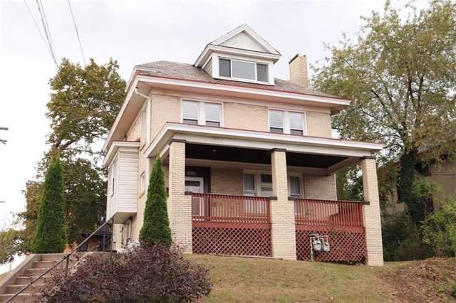 1658 Fallowfield Ave, Beechview, PA 15216 (MLS #1423114) :: REMAX Advanced, REALTORS®