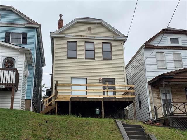103 Merritt Avenue, Brentwood, PA 15227 (MLS #1423137) :: REMAX Advanced, REALTORS®