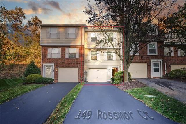 149 Rossmor Court, Ross Twp, PA 15229 (MLS #1423185) :: Broadview Realty