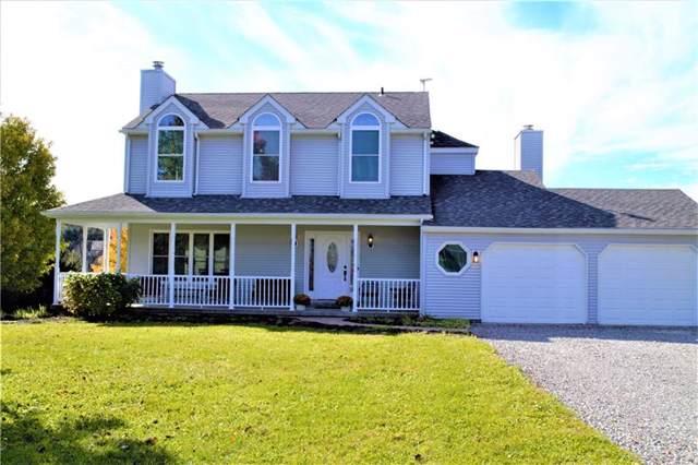 101 Cloverdale Dr, Adams Twp, PA 16033 (MLS #1423206) :: Broadview Realty