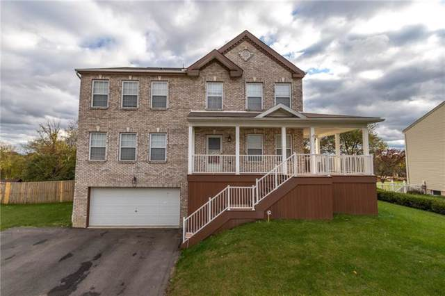 214 Stephenson Street, Center Twp - Bea, PA 15061 (MLS #1423318) :: Broadview Realty