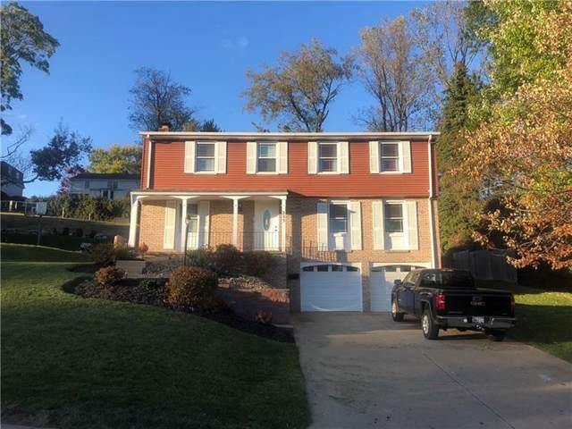 255 Challen Dr, Pleasant Hills, PA 15236 (MLS #1423336) :: Dave Tumpa Team