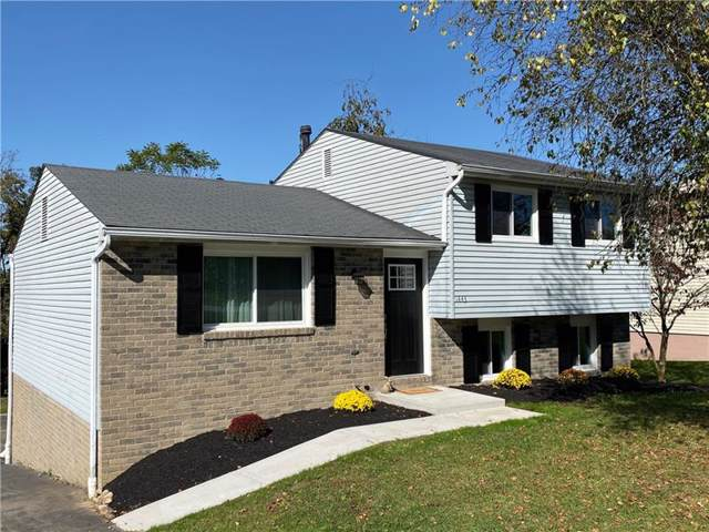 1443 Swede Hill Road, Hempfield Twp - Wml, PA 15601 (MLS #1423366) :: Broadview Realty