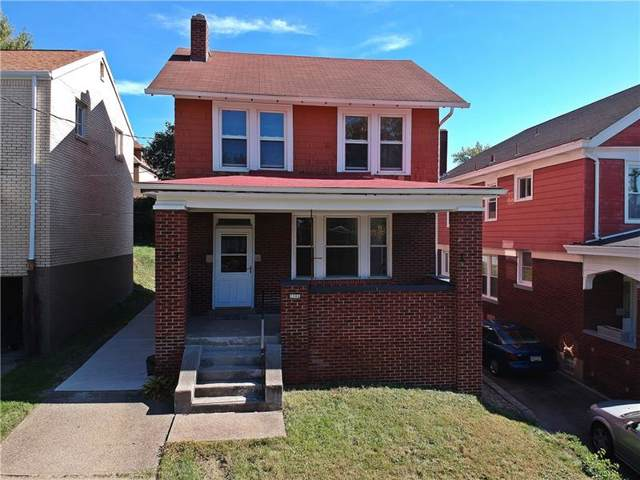 2361 Fremont Place, Beechview, PA 15216 (MLS #1423427) :: Broadview Realty