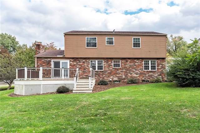 104 Fernvue Drive, Moon/Crescent Twp, PA 15108 (MLS #1423428) :: Dave Tumpa Team