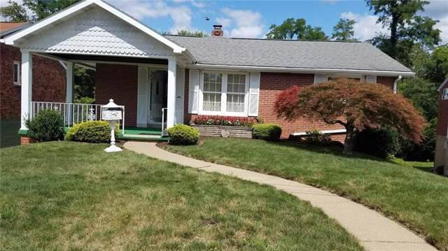 1141 Cox Place, Lincoln Place, PA 15207 (MLS #1423486) :: Broadview Realty