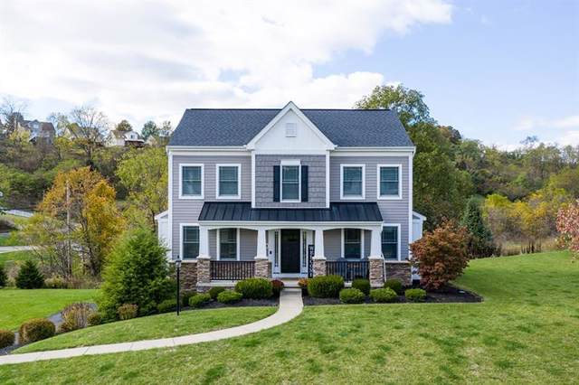 3001 Lakemont Dr, Cecil, PA 15317 (MLS #1423580) :: Broadview Realty