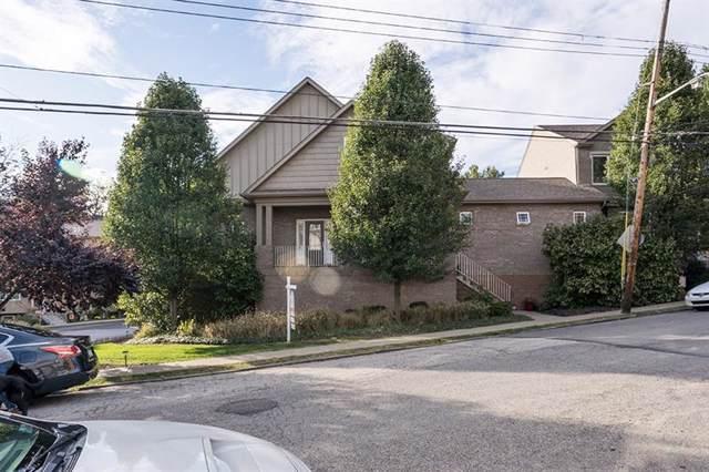422 Sweetbriar St, Mt Washington, PA 15211 (MLS #1423629) :: Broadview Realty