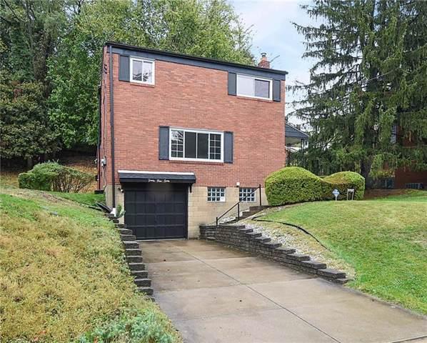 4260 Coleridge St, Stanton Heights, PA 15201 (MLS #1423716) :: REMAX Advanced, REALTORS®